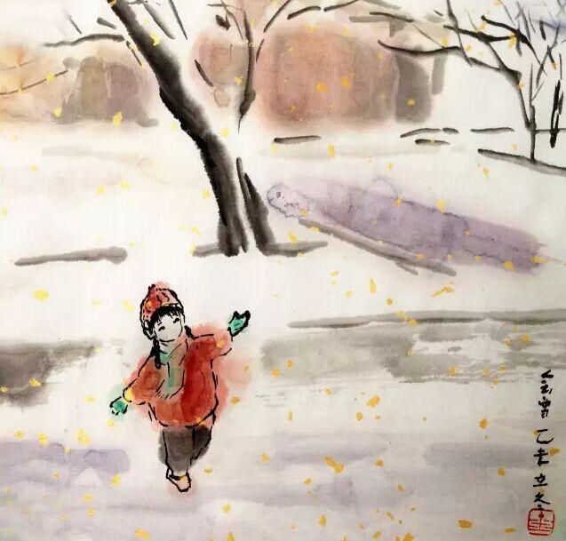 """""""小雪""""开道,严冬驾到!"""